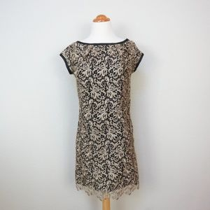 Gold Lace Dress - REVERSIBLE - Sm - NWOT - Sample